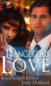 DANGEROUS LOVE _ Book Cover